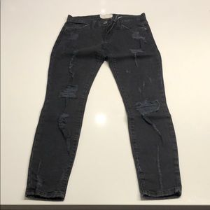 Current/Elliot The Stiletto Jeans